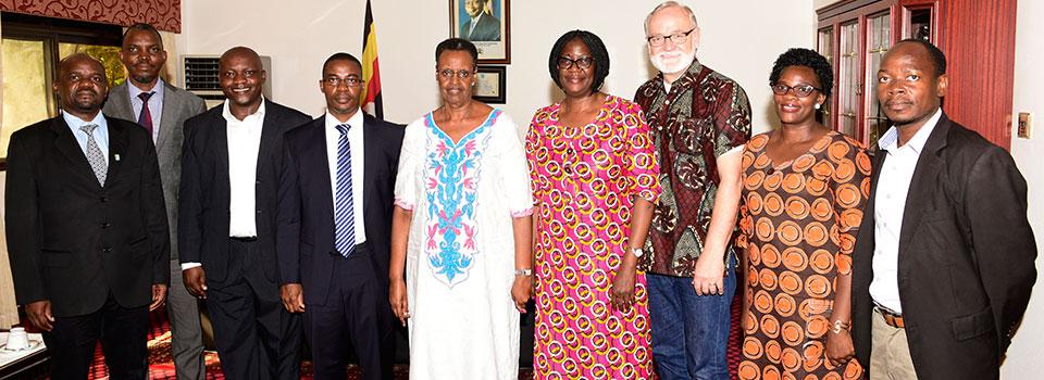 Living water international Uganda asks for tax exemption